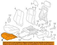 Toyota Genuine 71071-08031-B0 Seat Cushion Cover