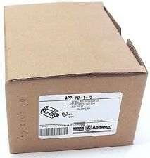 NIB APPLETON FD-1-75 CAST DEVICE BOX IRON 1GANG 3/4IN, FD175