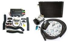 Gearhead AC Heat Defrost Mini Air Conditioning A/C Kit w/ Fittings & Compressor