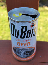 "New ListingDubois Budweiser ""The Perfect Beer� zip top, Empty A nice empty zip top from DuB"