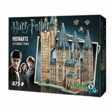 Wrebbit Harry Poter Hogwarts Astronomy Tower 3D Puzzle - 875 Pieces