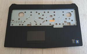 Dell Alienware 17 R2 Palmrest mit Touchpad Handauflage Cover Powerbutton