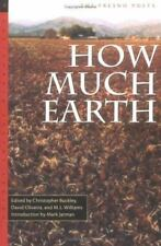 How Much Earth: The Fresno Poets California Poetry Series