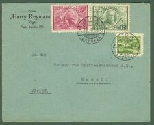 LETTONIA. Lettera da Riga del 18.4.1839.