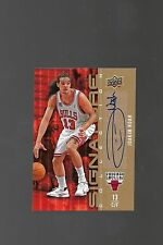 2009-10 Upper Deck Signature Collection  Joakim Noah  Auto
