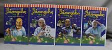 4 x VHS Video Kassetten - Löwenzahn mit Peter Lustig - 4 Folgen von 1998  /S348