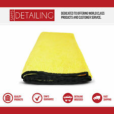 Sam's Extra Large, Soft Microfibre Car Drying Towel 60cm x 90cm for detailing