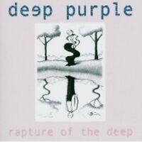 "DEEP PURPLE ""RAPTURE OF THE DEEP""  CD NEW+"