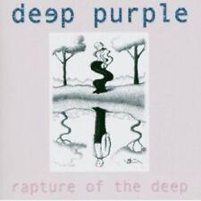 "DEEP PURPLE ""RAPTURE OF THE DEEP""  CD NEW!"