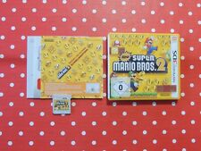 New Super Mario Bros. 2 Nintendo 3DS 3DS XL 2DS New 3DS in OVP mit Anleitung