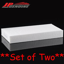 NANOFLO™ FIBROUS CABIN AIR FILTER 80292-S5D-A01 - ACURA / HONDA SET OF TWO *NEW*
