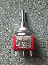 TE Connectivity/ ALCO Switch, A105T1ZQ04, Toggle Switch