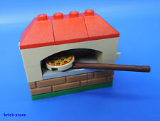 LEGO 41311 / Pizza Four avec pizza et POUSSEUR