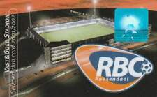 ClubCard RBC seizoen 2001-2002 (09)