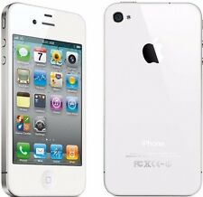 32 Go Original Débloqué  Smartphone Apple iPhone 4S - Blanc