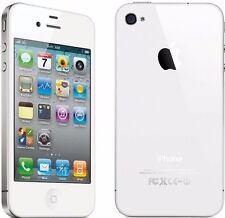 16 Go Original Débloqué  Smartphone Apple iPhone 4S - Blanc