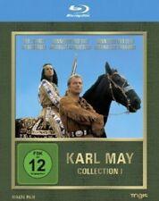 KARL MAY COLLECTION NO.1 (DER SCHATZ IM SILBERSEE/+) BLU-RAY NEU
