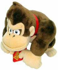 "Officiel NEW SUPER MARIO BROS 9"" Donkey Kong Plush Soft Toy Nintendo en peluche"
