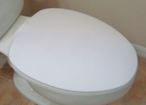 Spandex Lid Cover for toilet SEAT fits Round & Elongated Models Hand Made in USA