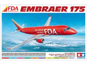 Tamiya 92197 Fuji Dream Airlines Embraer 175 1/100 scale kit New Japan