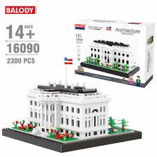 Blocksteine Spielzeug Gebäude White House Modelle Bausätze Geschenk 2300PCS OVP