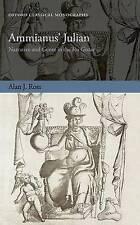 Ammianus's Julian, tapa dura; Ross, Alan J., académico monografía, 9780198784951