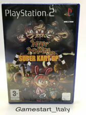 MYTH MAKERS SUPER KART GP - SONY PS2 PLAYSTATION 2 - NEW PAL VERSION