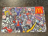 "2014 McDonald's CANADA Ben Mosley ""FANS OF THE WORLD"" COLLECTIBLE GIFT CARD 284"