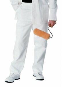 FFJ Painters Decorators Cleaners Trousers Zip Belt Loops Multi Pockets (PC198)