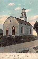 Old Palatine Church  Mohawk Valley  New York Antique Postcard L300