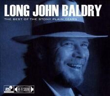 Long John Baldry - Best of the Stony Plain Years [New CD]