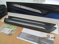 BMW LED Illuminated Door Sill Trims Genuine BMW 3 Series F30/F20/F36 51472350301