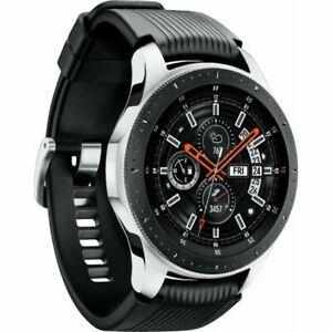 Samsung Galaxy Watch Bluetooth 46mm - Silver SM-R800 Smartwatch
