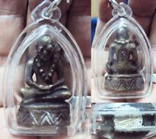 Real Mystery Phor Ngang Ajarn Phrot Thai Amulet Magic Talisman Very Power Strong