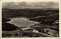 Neustädtel Sachsen Erzgebirge AK 1937 Strandbad Filzteich Luftbild Panorama See