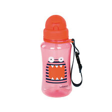 LÄSSIG*Kids*Trinkflasche*Kinderflasche*Wasserflasche*Little Monster*Mad Mabel