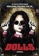 Dvd DOLLS - (1987) ***Include Commento Audio di Stuart Gordon*** ...NUOVO