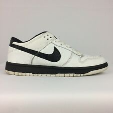 on sale f31e3 c85bd Nike Dunk Low 304714 104 Yin Yang Off White Pro B Size 9 Fat Tongue Sneakers