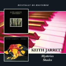 Keith Jarrett Mysteries/Shades 2on1 CD NEW SEALED 2013 Digitally Remastered Jazz