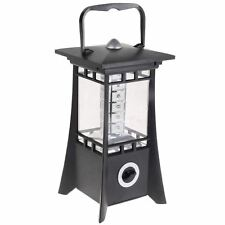 24 LED PAGODA SHAPED LANTERN LAMP NIGHT LIGHT TORCH WITH DIMMER CAMPING GARDEN
