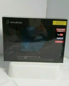 AVerMedia LGHD2 Live Gamer HD 2 GC570 Stream 2 Victory 1080P Gaming Capture Card
