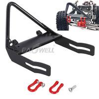 US 1:10 Metal Steel Front Bumper For AXIAL RC4WD SCX10 RC Crawler Car Truck Car