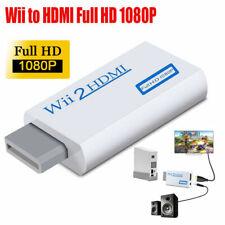 Wii адаптеру HDMI 1080p на Hdmi Wii конвертер 3.5 мм адаптер аудио-HD-видео выход