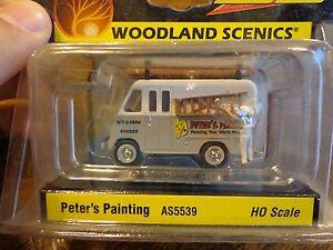 Woodland Scenics HO #5539  -  Peter's Painting