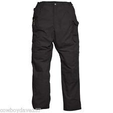 5.11 Taclite Pro Tactical pant 38x32 Black 742730193832 5.11 74273-019-3832