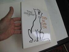 Juvenile Animals Cats As Cats Can Tomi Ungerer Caricatures Cartoons DJ 1997