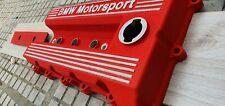 BMW E30 E36 MOTORSPORT Valve Cover Rocket Cover  M42B18IS M44