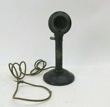 Vintage STROMBERG CARLSON Tel. Mfg. Co. Candlestick Phone T-27-L