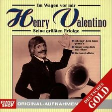 Henry Valentino Im Wagen vor mir-Seine größten Erfolge (16 tracks) [CD]