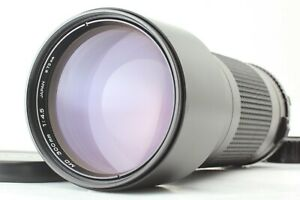 """""""MINT"""" MINOLTA NEW MD NMD 300mm f4.5 MF Telephoto Lens from Japan #207 by DHL"""